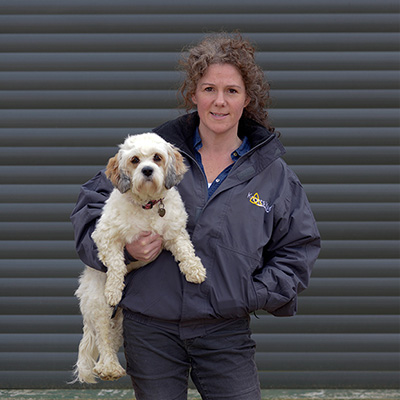 Knotts Yard Vets - Pippa Childs