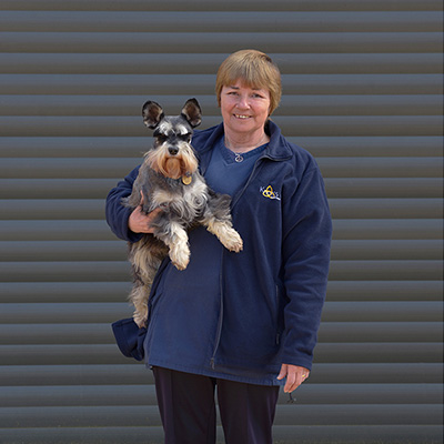 Knotts Yard Vets - Sue Croshaw